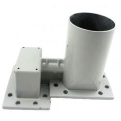 Dual feed horn banda C lnb