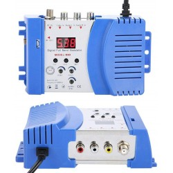 Modulador agil ch2-ch132 cascada
