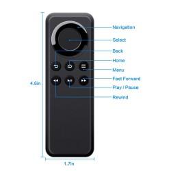 Control Repuesto Amazon Fire Hd Stick Lite 4k Bluetooth